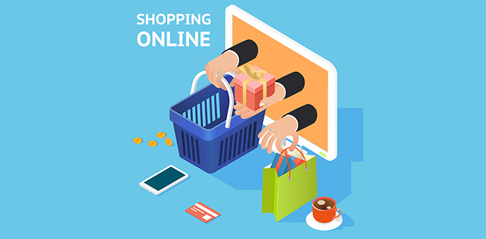 the impact of online shopping on Today, many consumers can simply use their computers and now smart phones or other portable electronic devices to shop online buyers and sellers that engage in e-commerce retail trade are no longer restricted by store hours the economic impact of e-commerce.